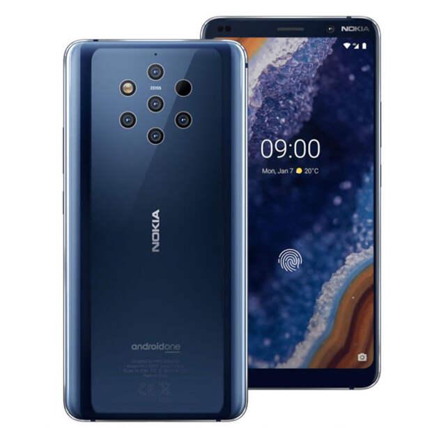Два 5G-смартфона Nokia появятся в третьем квартале