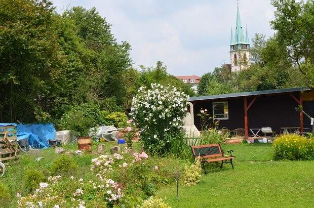 Немецкие дачи: они существуют - маленькие и без удобств германия, дача