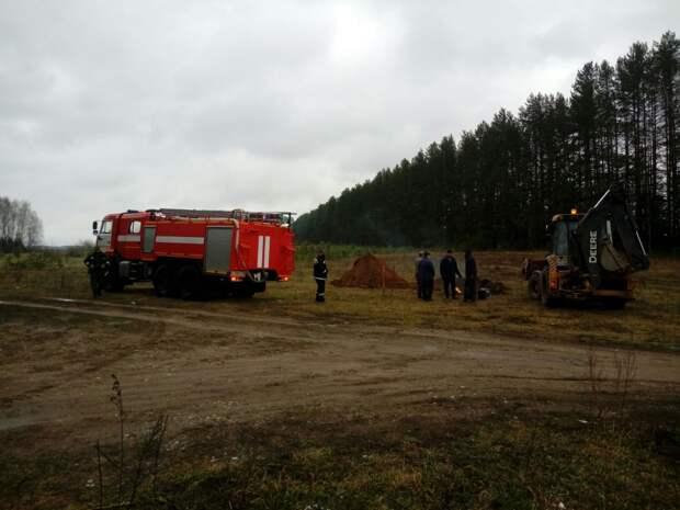 Свалку биологических отходов обнаружили в Увинском районе Удмуртии