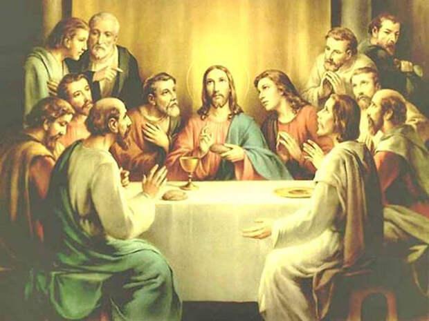 Среди апостолов