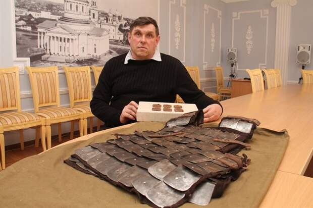 Бронежилет времён Орды. Ульяновские археологи обнаружили уникальные доспехи
