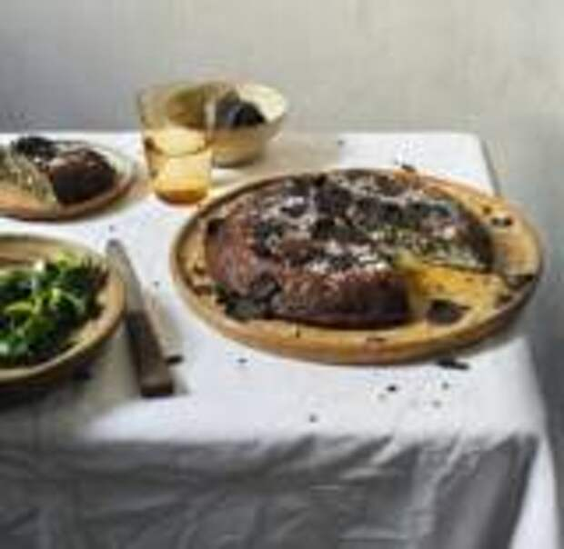 Фриттата с черным трюфелем – аутентичный рецепт из Италии