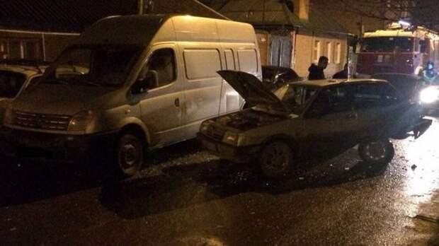 Пьяный священник устроил массовое ДТП в Ростове авария, дтп, поп, рпц, священник