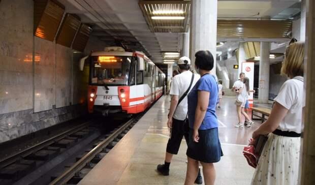 В Волгограде 9 мая общественный транспорт перевез 200 тысяч пассажиров