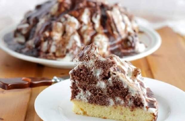 Торт Ванька кучерявый. Вкусное шоколадное лакомство 3
