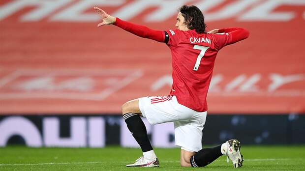 Кавани отработает продление контракта. Прогноз на «Манчестер Юнайтед» — «Ливерпуль»