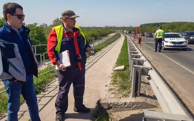 Рязанцам сообщили о возможном затруднении движения по Солотчинскому мосту