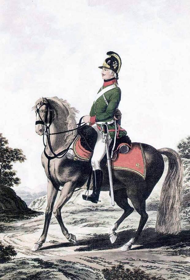 Военные моды Аустерлица: армия Австрийской империи