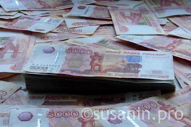 Размер госдолга Удмуртии за август вырос на 1 млрд рублей