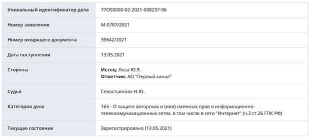 Юрий Лоза потребовал от Первого канала 5 миллионов рублей за хит «Плот» в шоу «Голос». Его оскорбило насмехательство Шнурова, Сюткина и Басты
