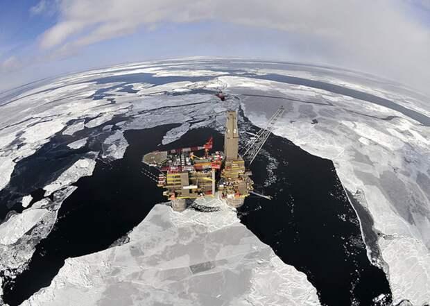 Дания отказалась обсуждать с Россией вопрос о разграничении арктического шельфа