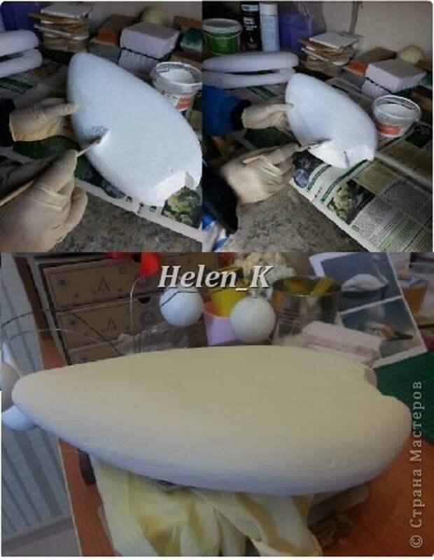 Мастер-класс Свит-дизайн 8 марта День рождения Свадьба Моделирование конструирование мастер класс лебедь с раффаэлло фото 4