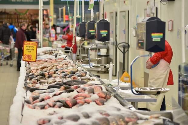 Врач-диетолог напомнила о правилах выбора безопасной рыбной продукции