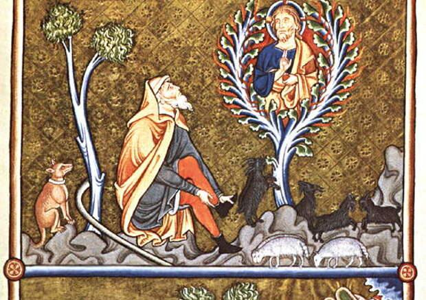 Купина Неопалимая - это... Что такое Купина Неопалимая?
