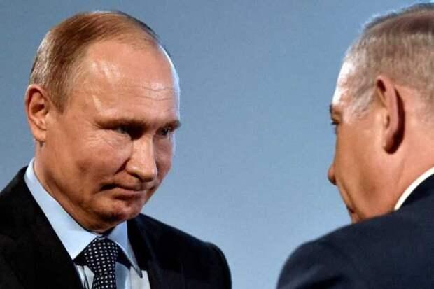 В Израиле выступили с угрозами в отношении российских военных в Сирии