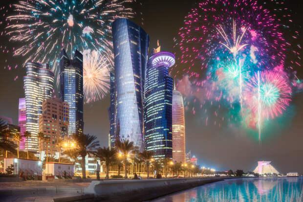Доха — арабская сказка