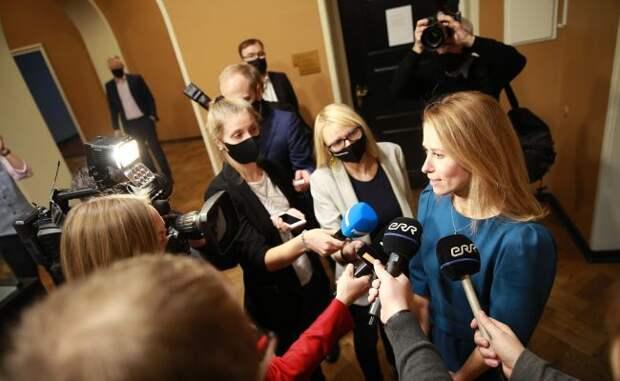 Эстонских праворадикалов нехотят брать вновое правительство