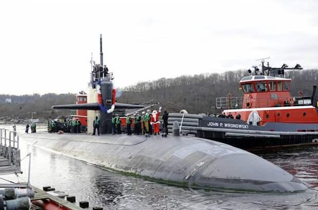 На ранних стадиях: проект многоцелевой АПЛ SSN(X) для ВМС США