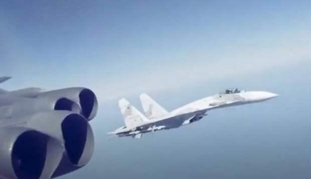 Пилоты США рассказали о «зашкаливающем» адреналине от российских истребителей