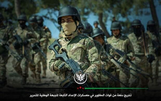 Смертоносный ресурс: Турция решила легализовать армию кровавых убийц (ФОТО)