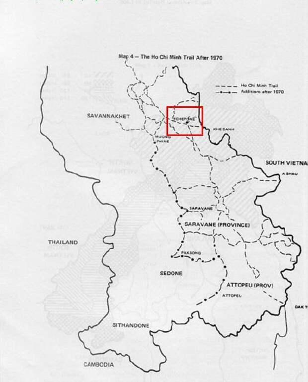 Тропа Хо Ши Мина. Вьетнамская дорога жизни: две операции 1970 года
