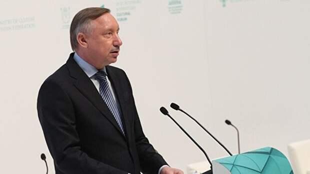 Беглов попросил сообщать о возможных нарушениях в ходе голосования