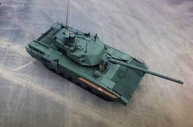 «Объект 195» и «Объект 640»: что досталось танку Т-14 «Армата» от нереализованных проектов