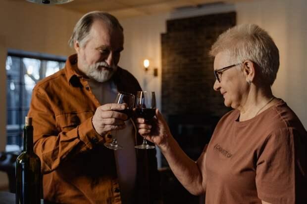 Гипертония: красное вино содержит антиоксидант, понижающий давление