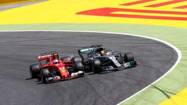 Формула 1: испанские страсти