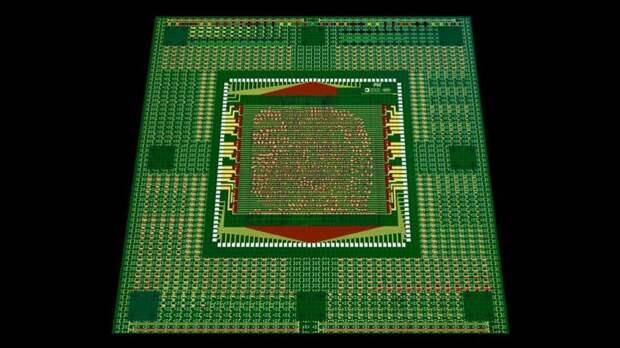 Представлен полностью рабочий процессор на транзисторах из углеродных нанотрубок