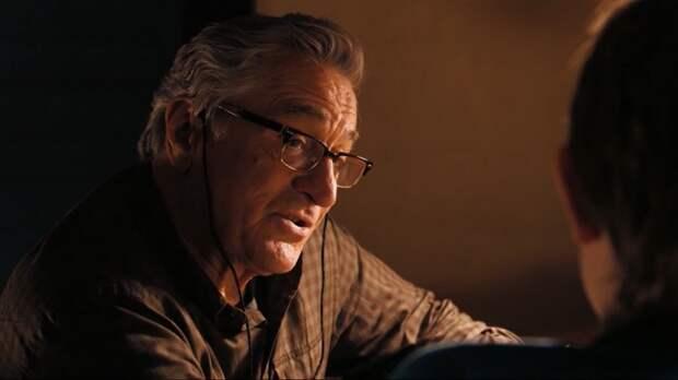 Роберт Де Ниро устанавливает правила «битвы» с внуком в эксклюзивном открывке фильма «Дедушка НЕлегкого поведения»