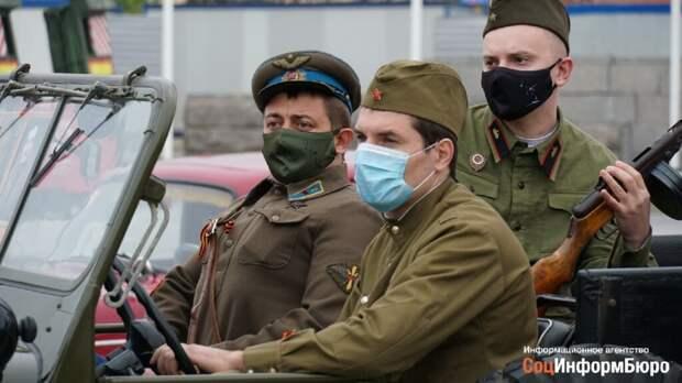 «День Победы превращается в клоунаду»: волгоградский депутат гулял по городу с боевым орденом на груди