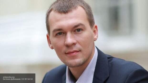 Путин предложил Дегтяреву занять пост врио губернатора Хабаровского края