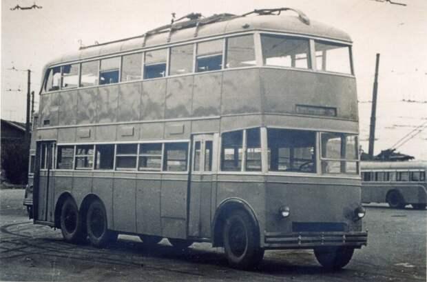Почему в СССР не прижились двухэтажные автобусы и троллейбусы? СССР, автобус, москва, почемучка, транспорт, троллейбус