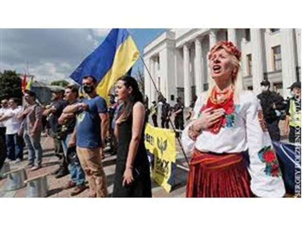 Российское влияние на Украине придется восстанавливать с нуля