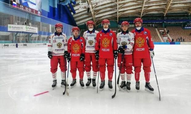 Шесть игроков архангельского «Водника» вошли врасширенный состав сборной России насезон 2021/2022