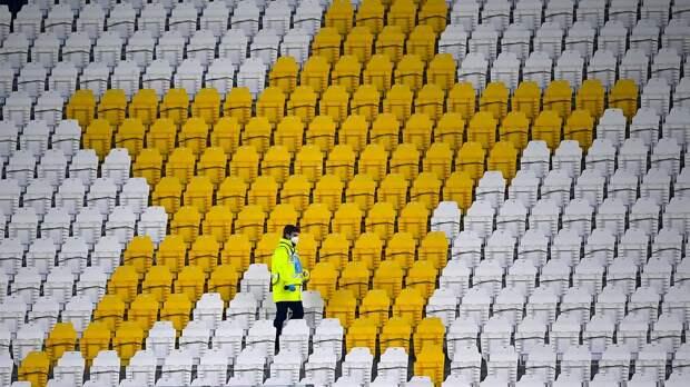 В Италии с 1 мая могут возобновить допуск фанатов на стадионы в количестве 1000 человек
