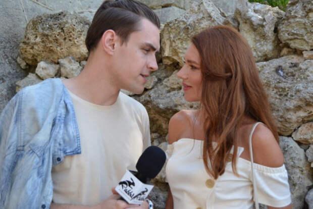 Севастопольцам показали фильм «Флэшмоб», съемки которого проходили в Севастополе
