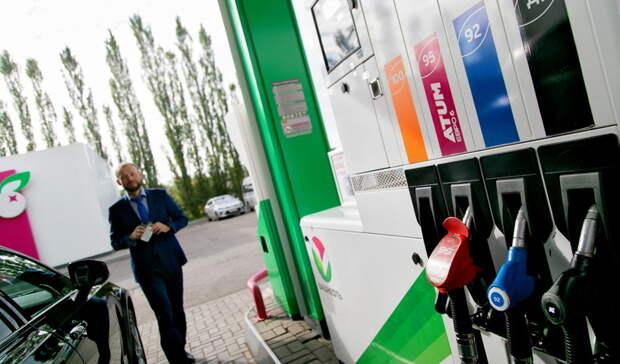 ВКазани почти месяц растут цены набензин