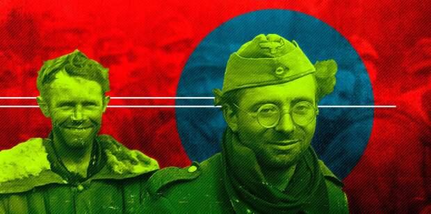 Что рассказывали немецкие военнопленные, когда возвращались из Советского Союза.