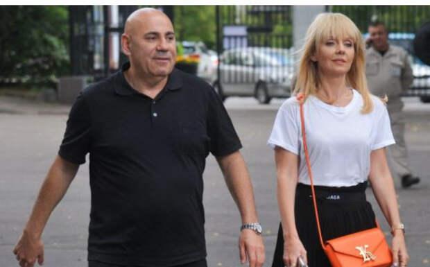 Валерия высказалась о возможных изменах продюсера Пригожина