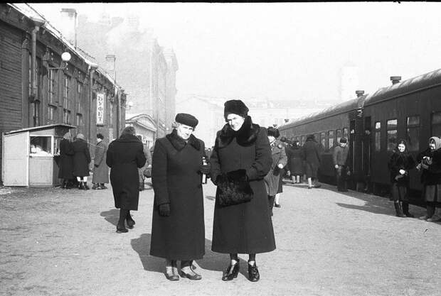 Жизнь Советского Союза в фотографиях. 1950-е — 2