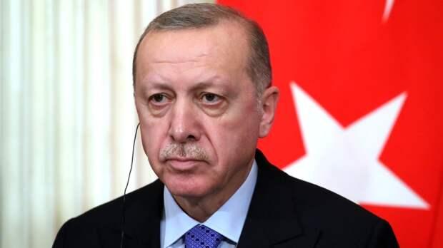 Эрдоган: Турция поддержит Иерусалим на фоне обострения ситуации между Израилем и Палестиной