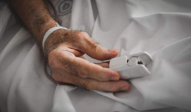 «Боремся»: Мелик-Гусейнов назвал число тяжелобольных нижегородцев с COVID-19