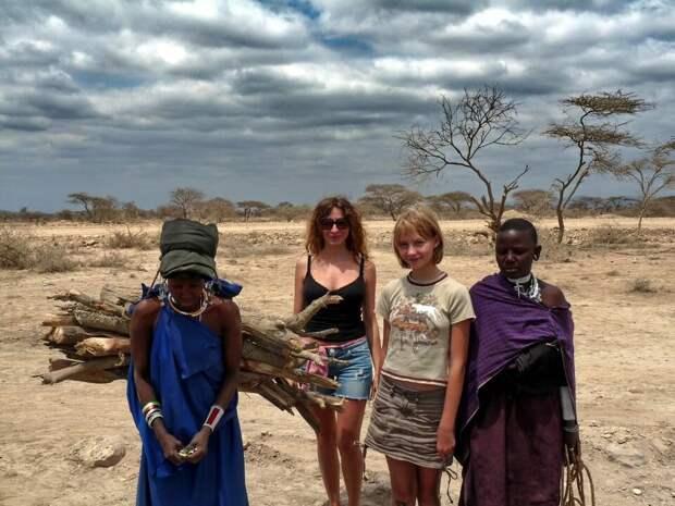 В Африку гулять !)