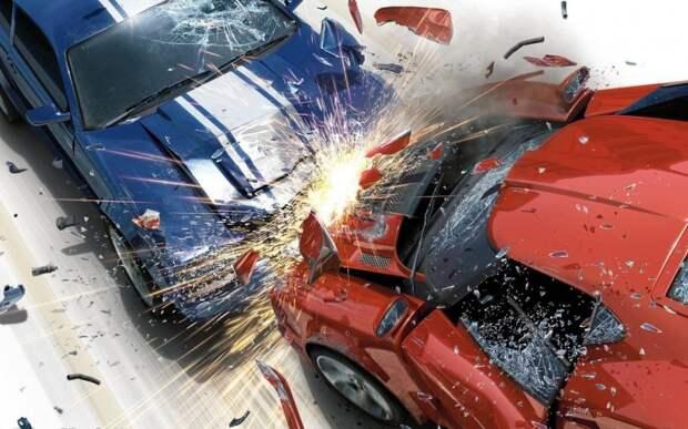 ДТП в Крыму: водитель потерял сознание и стал виновником двойной аварии