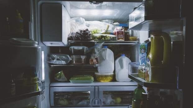 My Health Reads назвал неприемлемые для хранения в холодильнике продукты