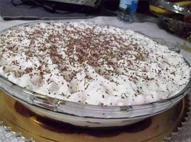 торт за 15 минут
