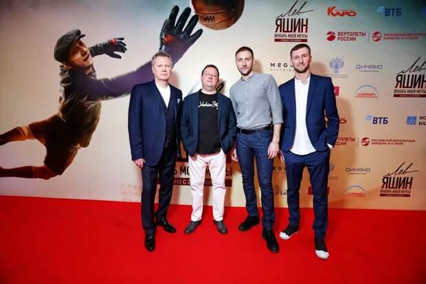 Аглая Тарасова, Дмитрий Губерниев и Елена Захарова встали на ворота