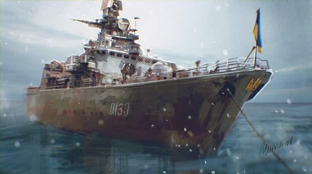 И смех и грех: НАТО и Украина будут играть мускулами в Черном море